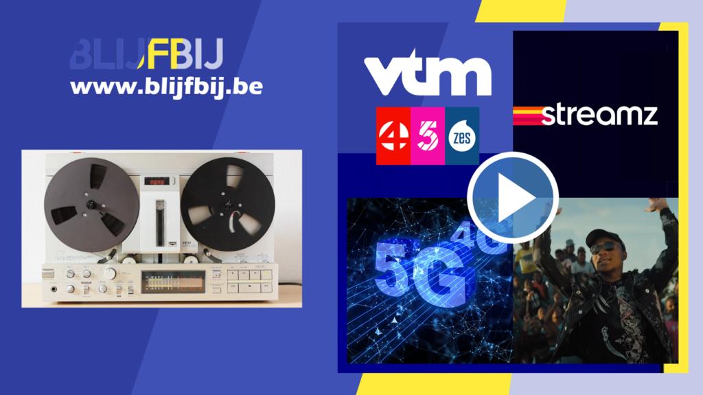 Blijf Bij, de podcast in Vlaanderen over trends in technologie, media, cultuur en muziek.